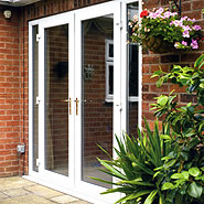 French doors and patio doors